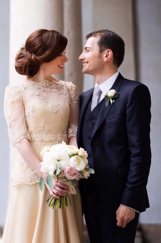 Abito sposi Milano | Marianna Lanzilli