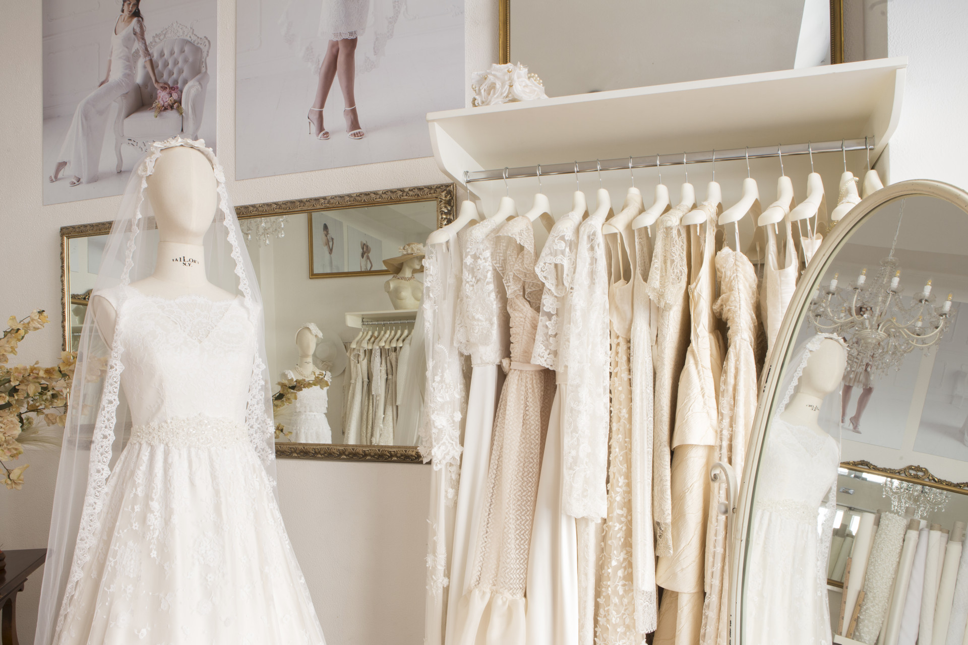 Abiti da sposa Milano | Marianna Lanzilliy