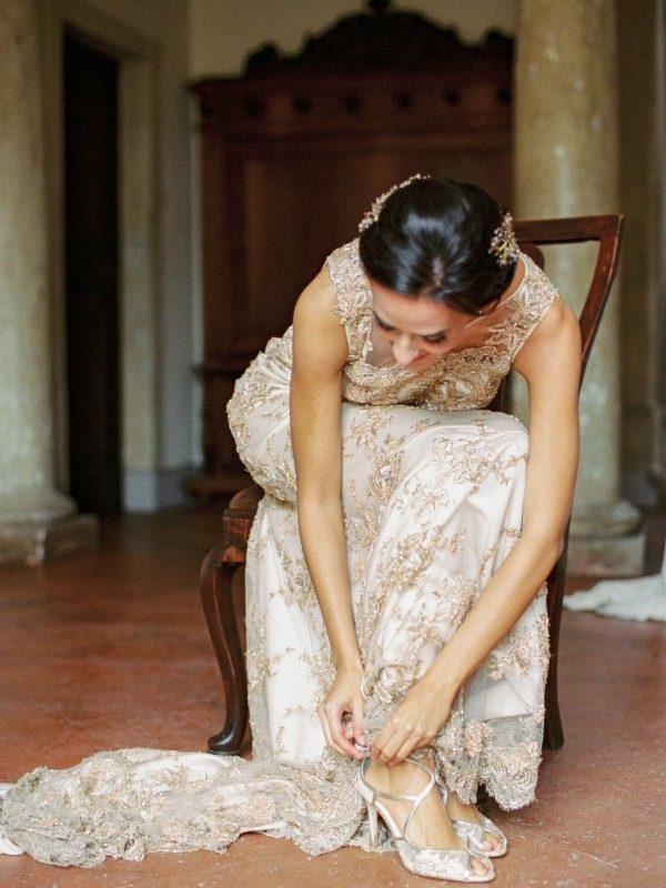 Atelier abiti da sposa Milano | Marianna Lanzilli