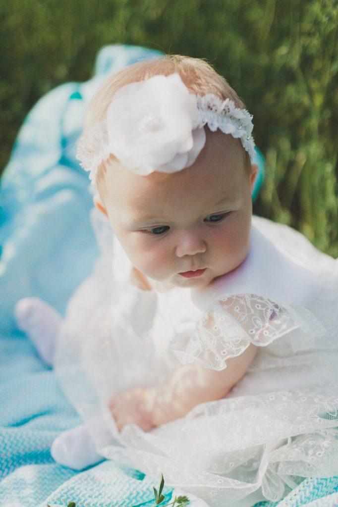 Abitini per battesimi e piccole damigelle