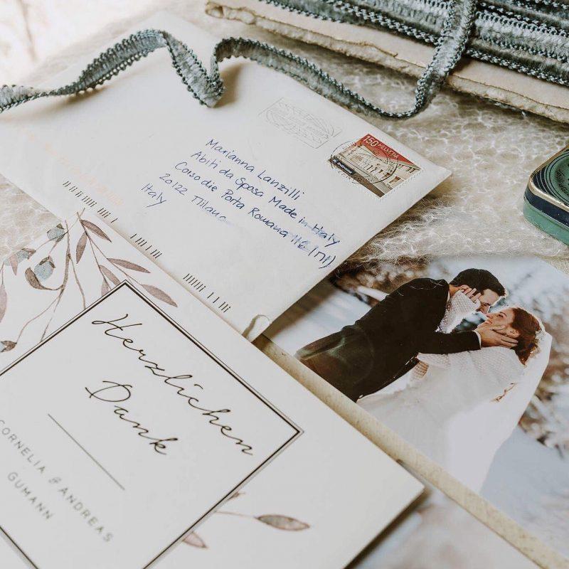 Abito da sposa Milano inverno | Marianna Lanzilli