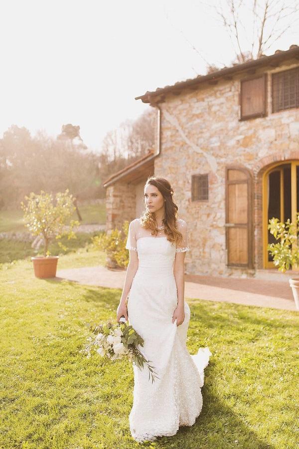 Abito da sposa Milano 2018 | Marianna Lanzilli