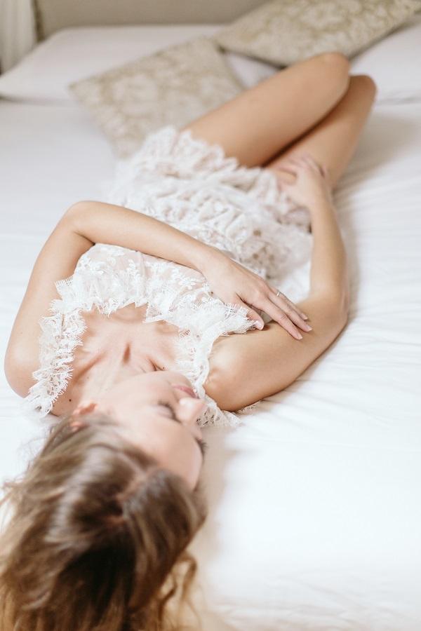Lingerie sposa | Marianna Lanzilli
