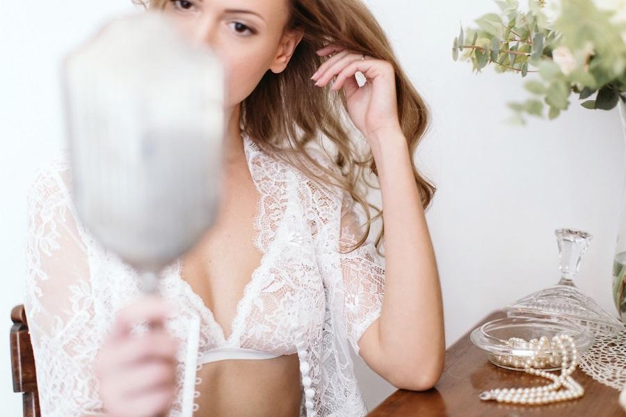 Lingerie sposa Milano | Marianna Lanzilli