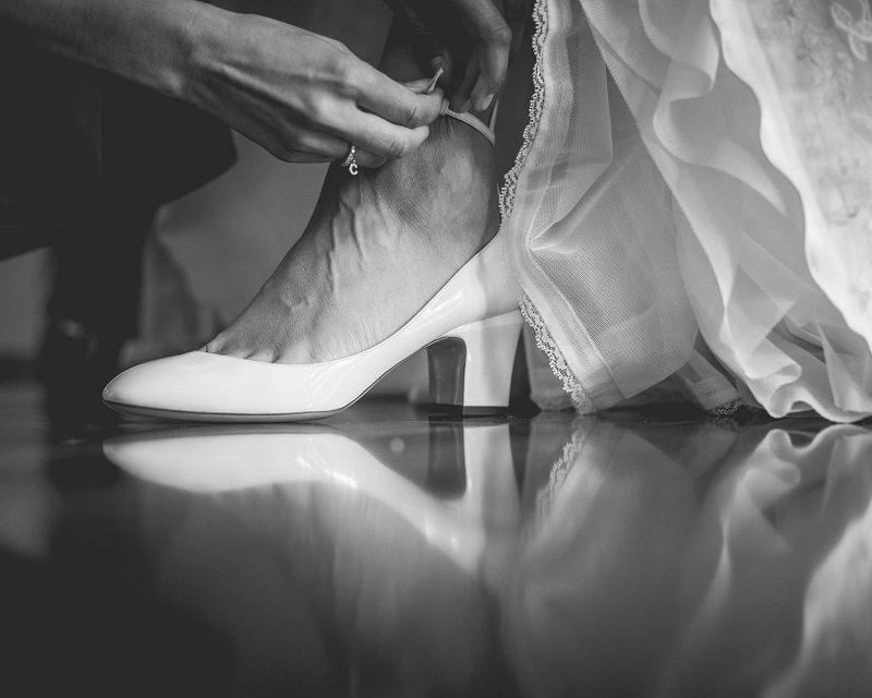 Consigli scarpe da sposa | Marianna Lanzilli