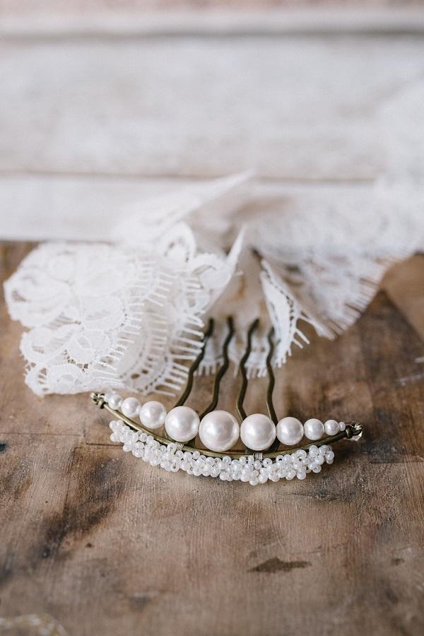 Veli da sposa e accessori per capelli