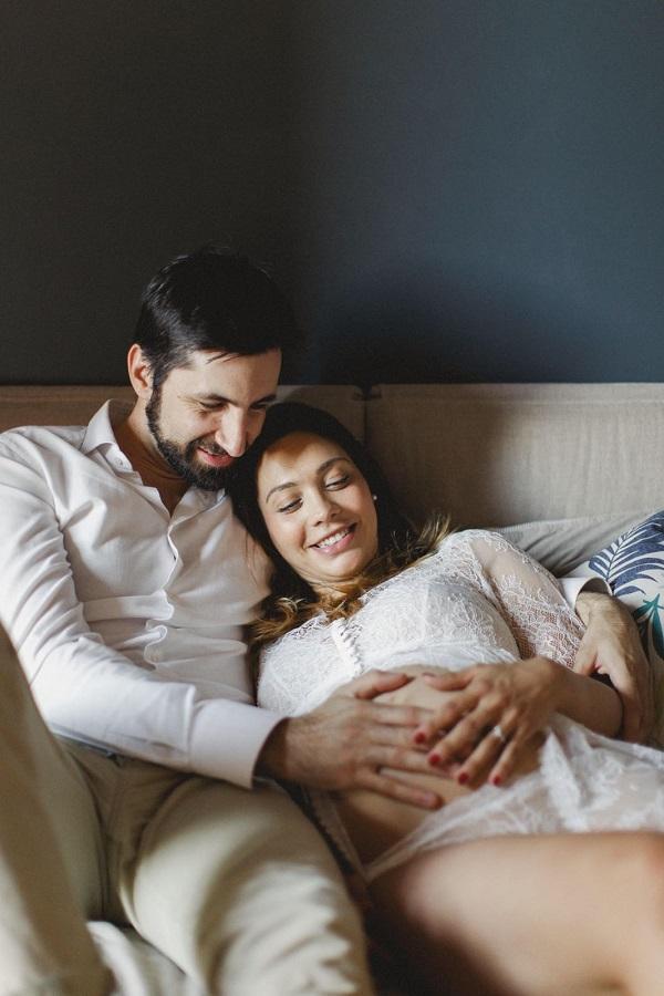 Abiti da sposa maternità | Marianna Lanzilli