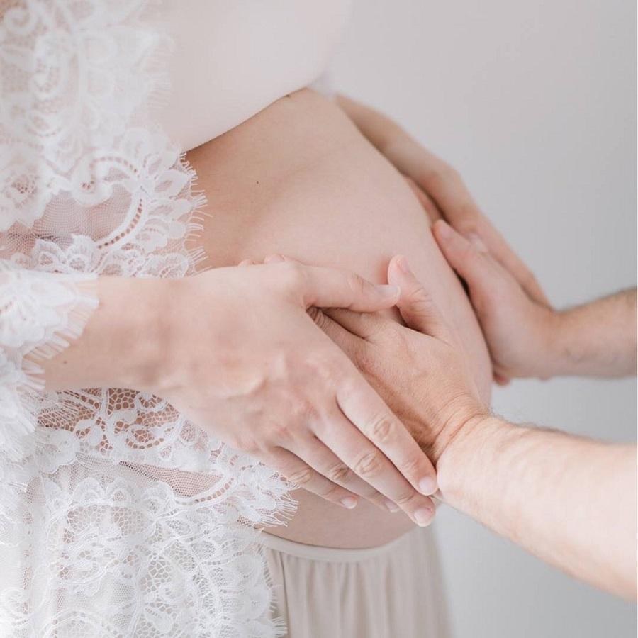Abiti da sposa maternity | Marianna Lanzilli