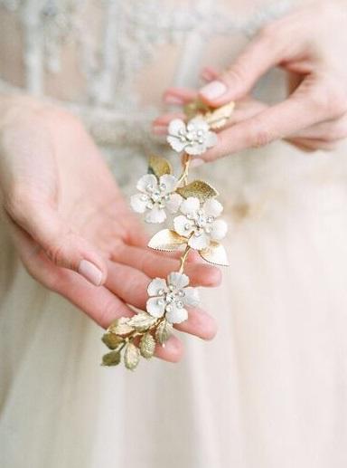 Accessori acconciatura sposa Milano | Marianna Lanzilli