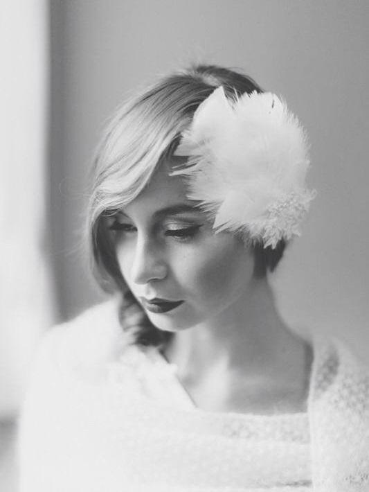 Accessori capelli sposa Milano | Marianna Lanzilli