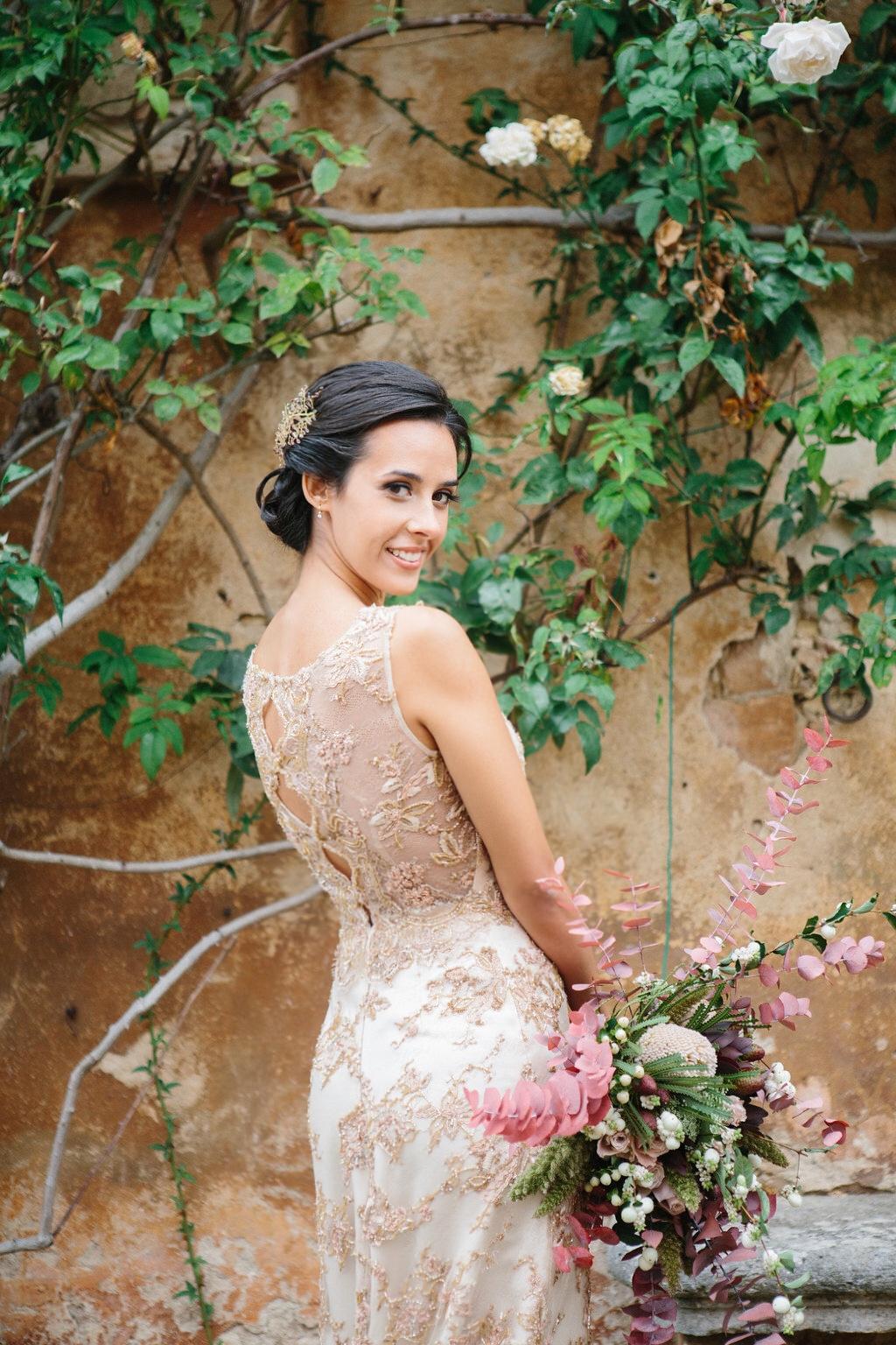 Abito da sposa elegante Made in Italy | Marianna Lanzilli