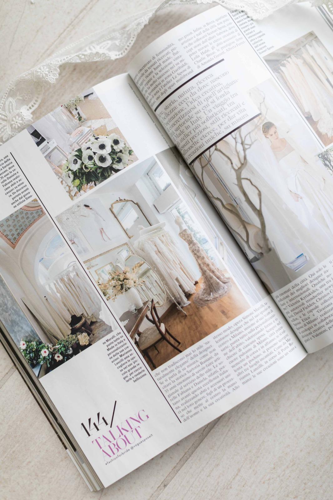 Abiti da sposa Made in Italy | Marianna Lanzilli
