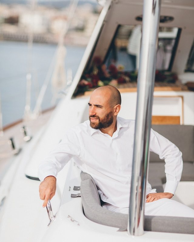 Matrimonio in barca a vela | Marianna Lanzilli