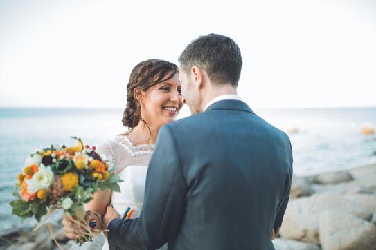 Abiti da sposa mare | Marianna Lanzilli