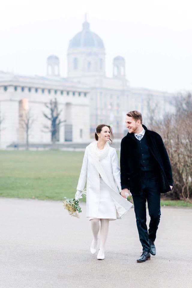 Abito da sposa invernale | Marianna Lanzilli