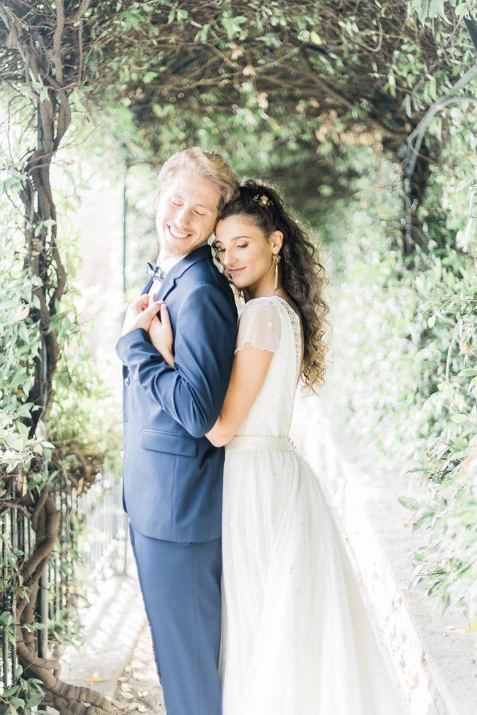 Vestito sposa Lago di Como | Marianna Lanzilli