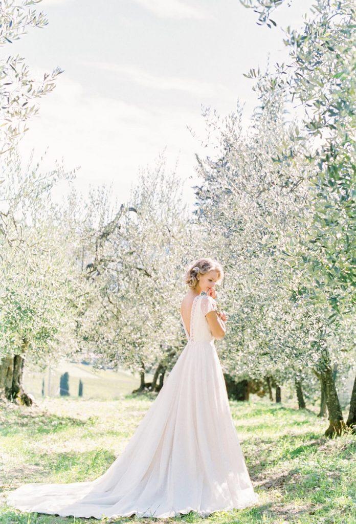 Acquistare abiti da sposa Milano | Marianna Lanzilli