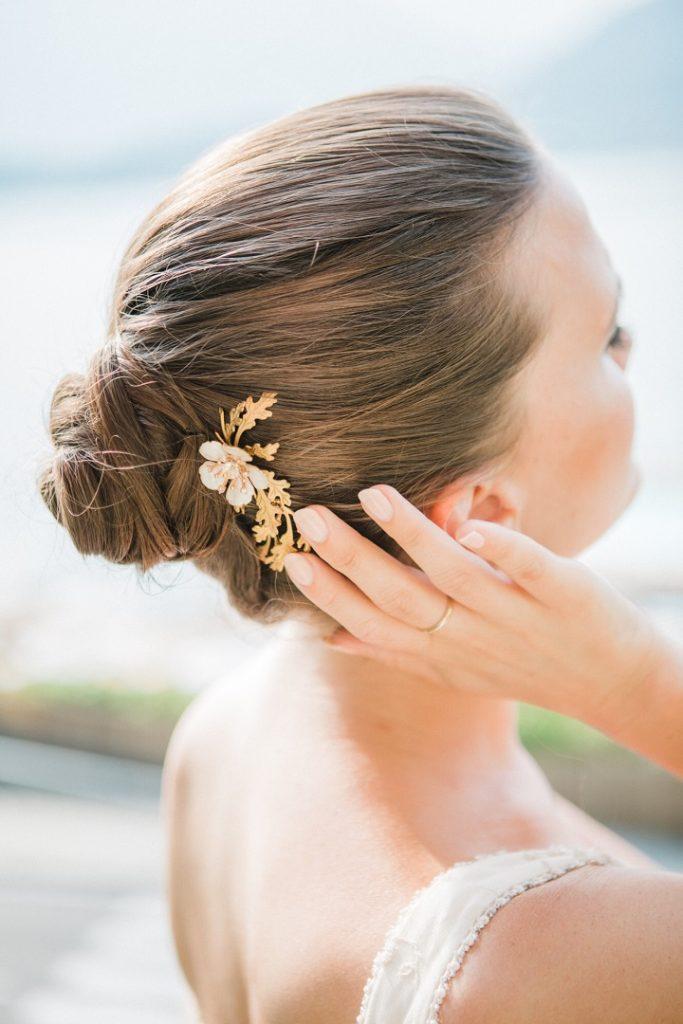 Forcine capelli sposa | Marianna Lanzilli