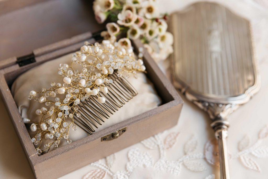 Accessori capelli sposa | Marianna Lanzilli