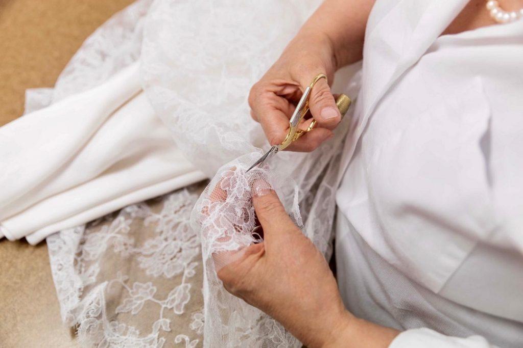 Abiti da sposa su misura Milano | Marianna Lanzilli