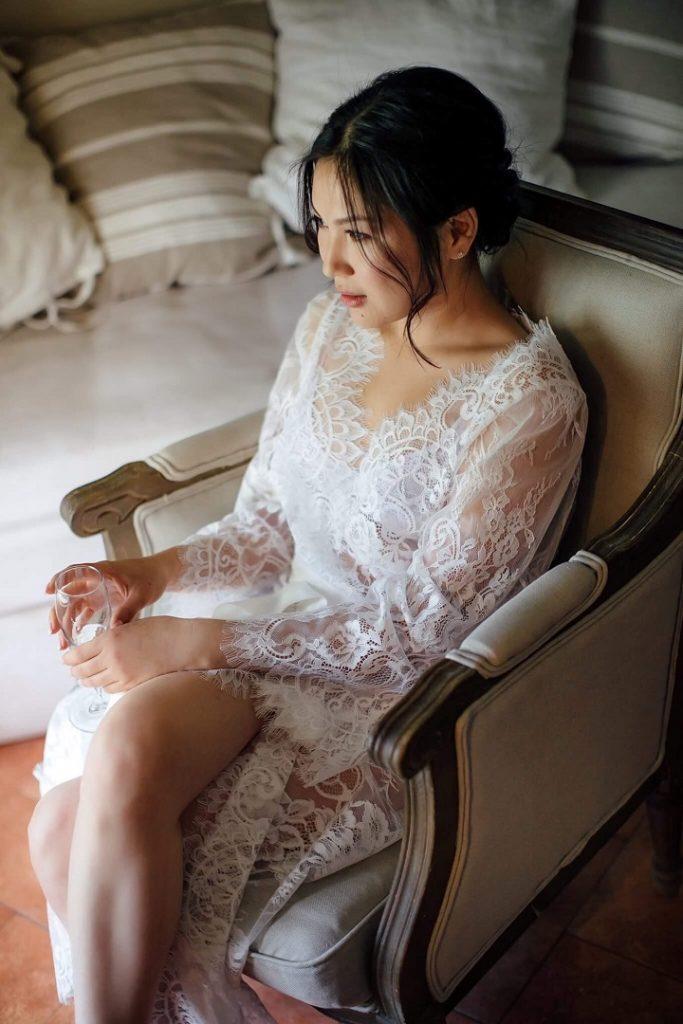Nuove foto della nostra lingerie da sposa