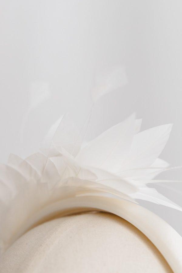 Cerchietto sposa | Marianna Lanzilli