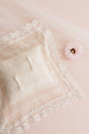Cuscino portafedi | Marianna Lanzilli