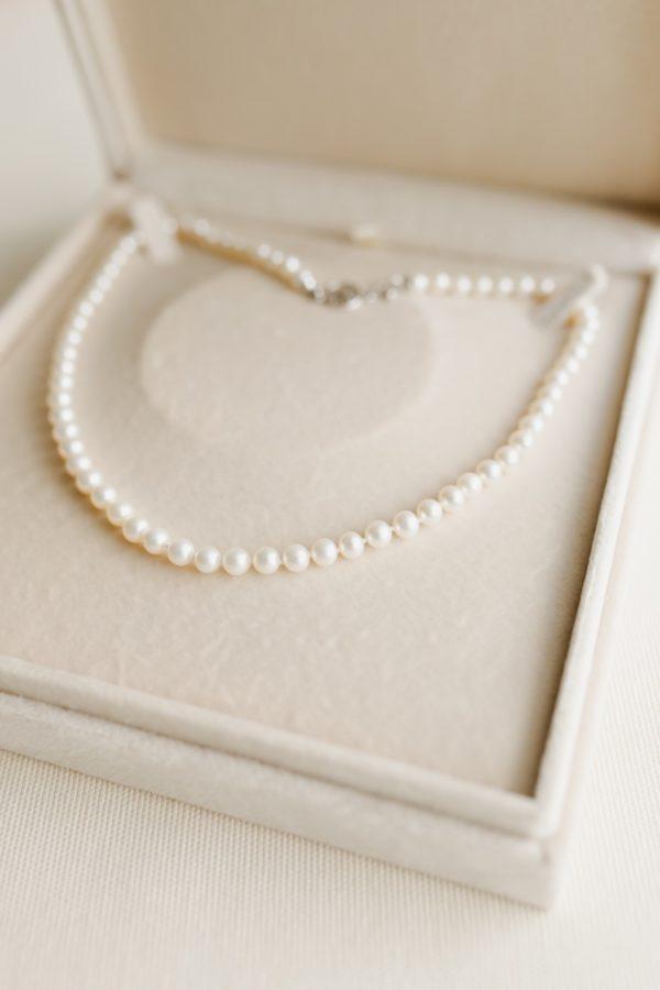 Collana di perle naturali pack